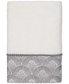 Deco Shells Hand Towel