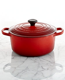 Le Creuset Signature Enameled Cast Iron 3 5 Qt Round French Oven