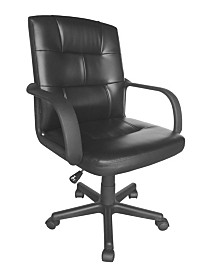 Urban Living Tufted Office Chair, Quick Ship