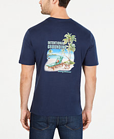 Tommy Bahama Men's Intentional Grounding Graphic T-Shirt
