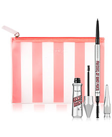 Limited Edition Benefit Cosmetics Gimme Brow+ & Precisely, My Brow Pencil Set - Only $24.00 with any Beauty purchase! A $48 Value!