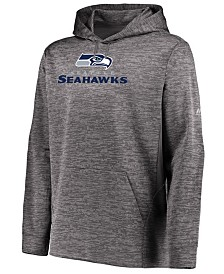 Majestic Men's Seattle Seahawks Ultra Streak Fleece Hood