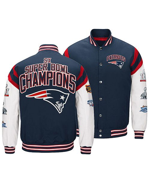 newest collection ace96 79fdf Authentic NFL Apparel Men's New England Patriots Home Team ...