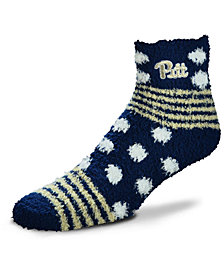 For Bare Feet Pittsburgh Panthers Homegater Sleep Soft Socks