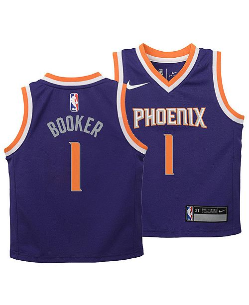 check out dd47e fb234 Devin Booker Phoenix Suns Icon Replica Jersey, Infants (12-24 Months)