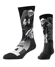 Derek Carr Action Crew Socks