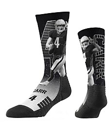 Strideline Derek Carr Action Crew Socks