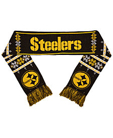 Forever Collectibles Pittsburgh Steelers Light Up Scarf
