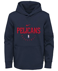 Nike New Orleans Pelicans Spotlight Hoodie, Big Boys (8-20)