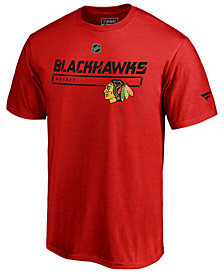 Majestic Men's Chicago Blackhawks Rinkside Prime T-Shirt