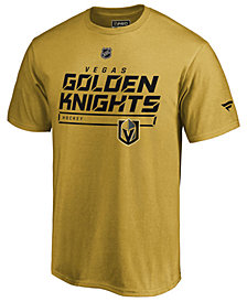Majestic Men's Vegas Golden Knights Rinkside Prime T-Shirt