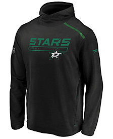 Majestic Men's Dallas Stars Rinkside Transitional Hoodie