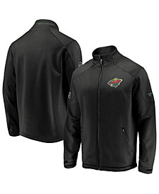 Majestic Men's Minnesota Wild Rinkside Authentic Pro Jacket