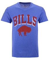 Authentic NFL Apparel Men s Buffalo Bills Shadow Arch Retro T-Shirt a119e00b3