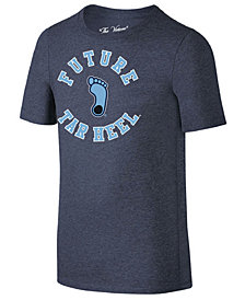 Retro Brand North Carolina Tar Heels Future Fan Dual Blend T-Shirt, Toddler Boys (2T-4T)