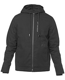 Fox Men's Mercer Fleece-Lined Full-Zip Jacket