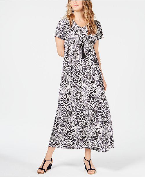 d1062175e6 ... Style   Co Petite Maxi Dress