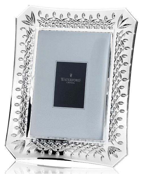 Waterford Picture Frame Lismore 8 X 10 Picture Frames Macys
