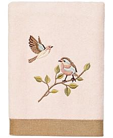 Bird Choir II Hand Towel
