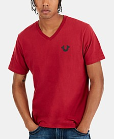 Men's Classic Horseshoe Logo T-Shirt