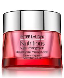 Estée Lauder Nutritious Super-Pomegranate Radiant Energy Moisture Creme, 1.6 oz.