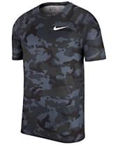 6912065c89d Nike Men's Dry Legend Camo-Print T-Shirt