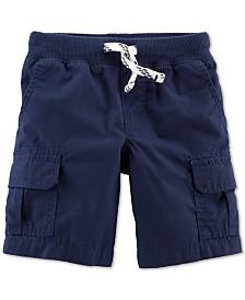 Carter's Toddler Boys Cotton Cargo Shorts