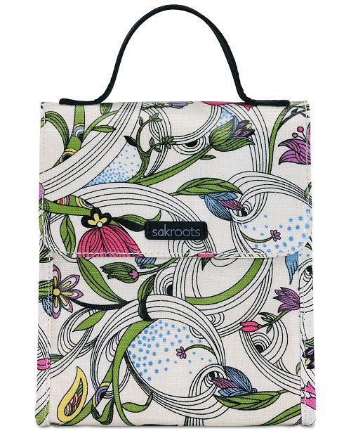 Sakroots Flap Lunch Box   Reviews - Handbags   Accessories - Macy s 77ac4d0343aa0