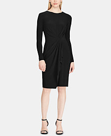 Lauren Ralph Lauren Petite Pleated Dress
