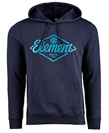 Element Men's Elkton Regular-Fit Logo Hoodie, Created for Macy's