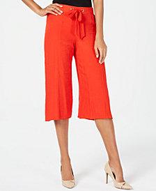 Thalia Sodi Pull-On Capri Pants, Created for Macy's
