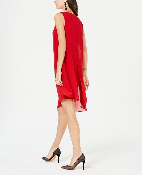 asymetrique en Femme Inc col profond Robes Noir Robe a VCree Concepts pourAvis fourreau International wXiuTkZOP