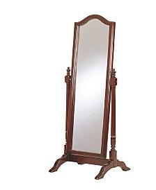 Marguerite Traditional Floor Mirror
