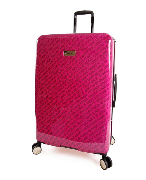 Juicy Couture Cassandra Hardside Spinner Luggage Collection