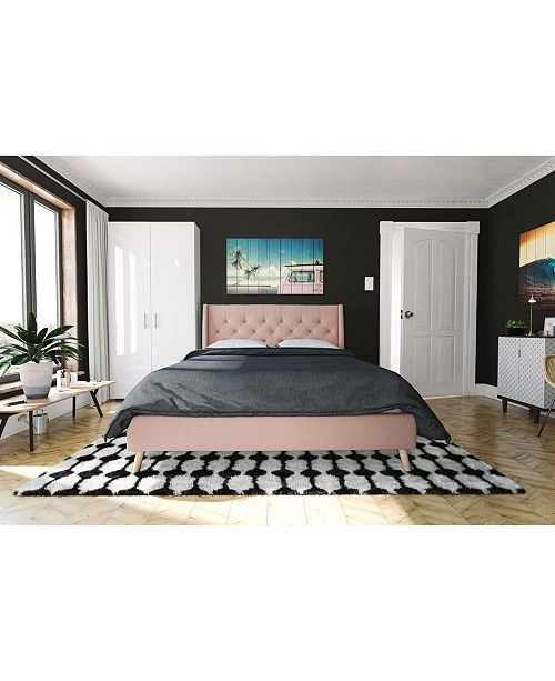 Novogratz Collection Novogratz Her Majesty Full Bed