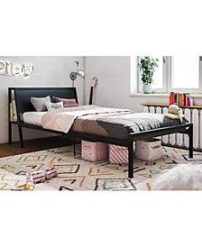 Novogratz The Hideaway Twin Storage Bed