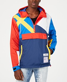 Reason Men's Northeast Pullover Jacket