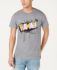 Hawaii Men's Graphic T-Shirt