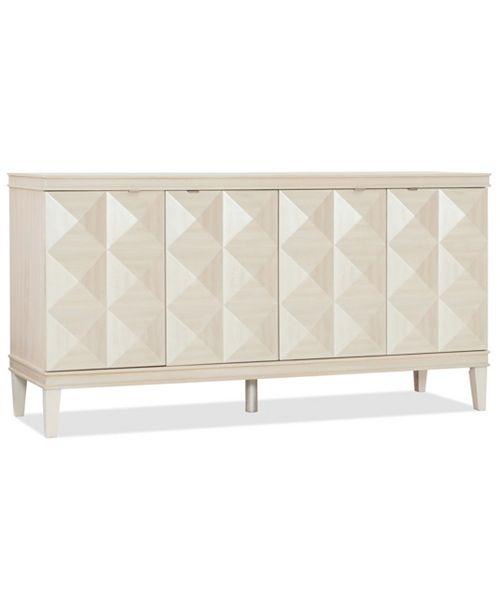 Hooker Furniture Melange Jinxie Credenza
