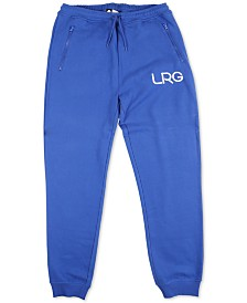 LRG Men's Lifted Logo Joggers