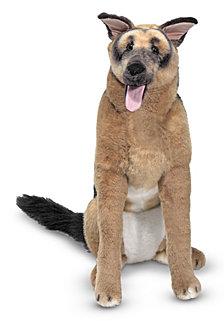 German Shepherd - Plush