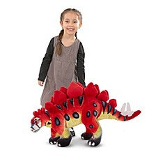 Stegosaurus - Plush - Dinosaur Toy