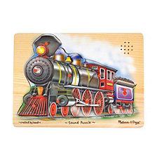 Train Sound Puzzle
