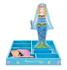 Merry Mermaid Magnetic Dress Up