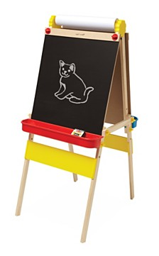 Double-Sided Wooden Art Easel