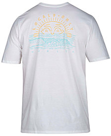 Hurley Men's Locals Only Graphic T-Shirt