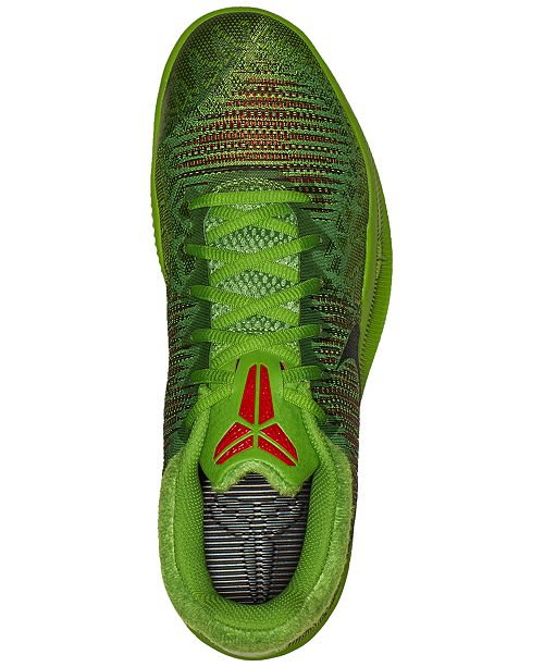 Nike Men s Kobe Mamba Rage Basketball Sneakers from Finish Line ... d3735a4dd1a