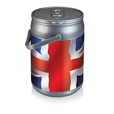Oniva™ by Picnic Time Union Jack Design Can Cooler