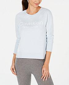 Calvin Klein Performance Logo Sweatshirt
