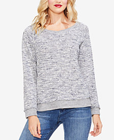 Vince Camuto Textured Pullover Top